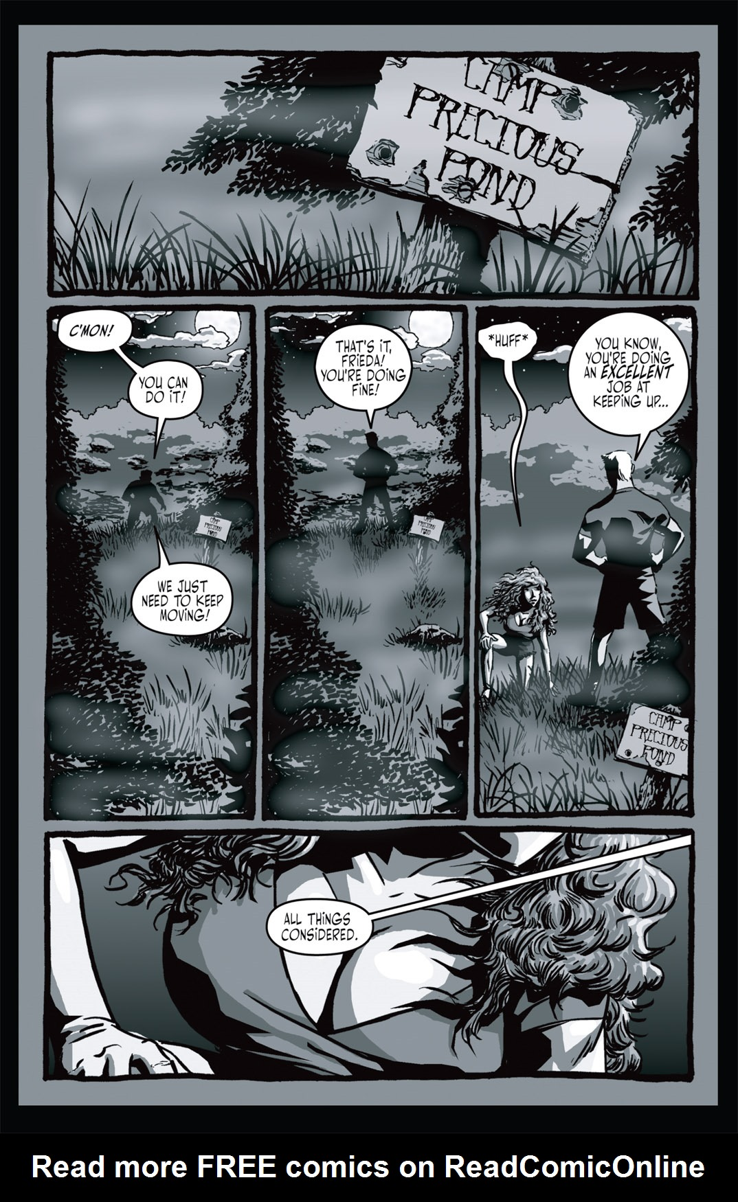 Read online Nightmare World comic -  Issue # Vol. 1 Thirteen Tales of Terror - 18