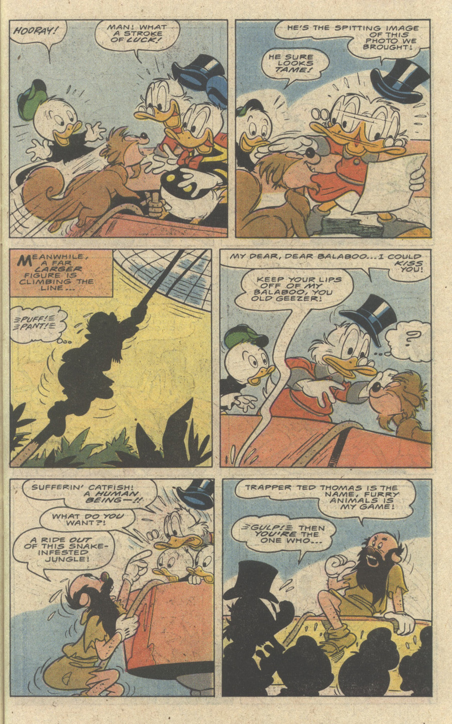 Read online Uncle Scrooge (1953) comic -  Issue #242 - 23