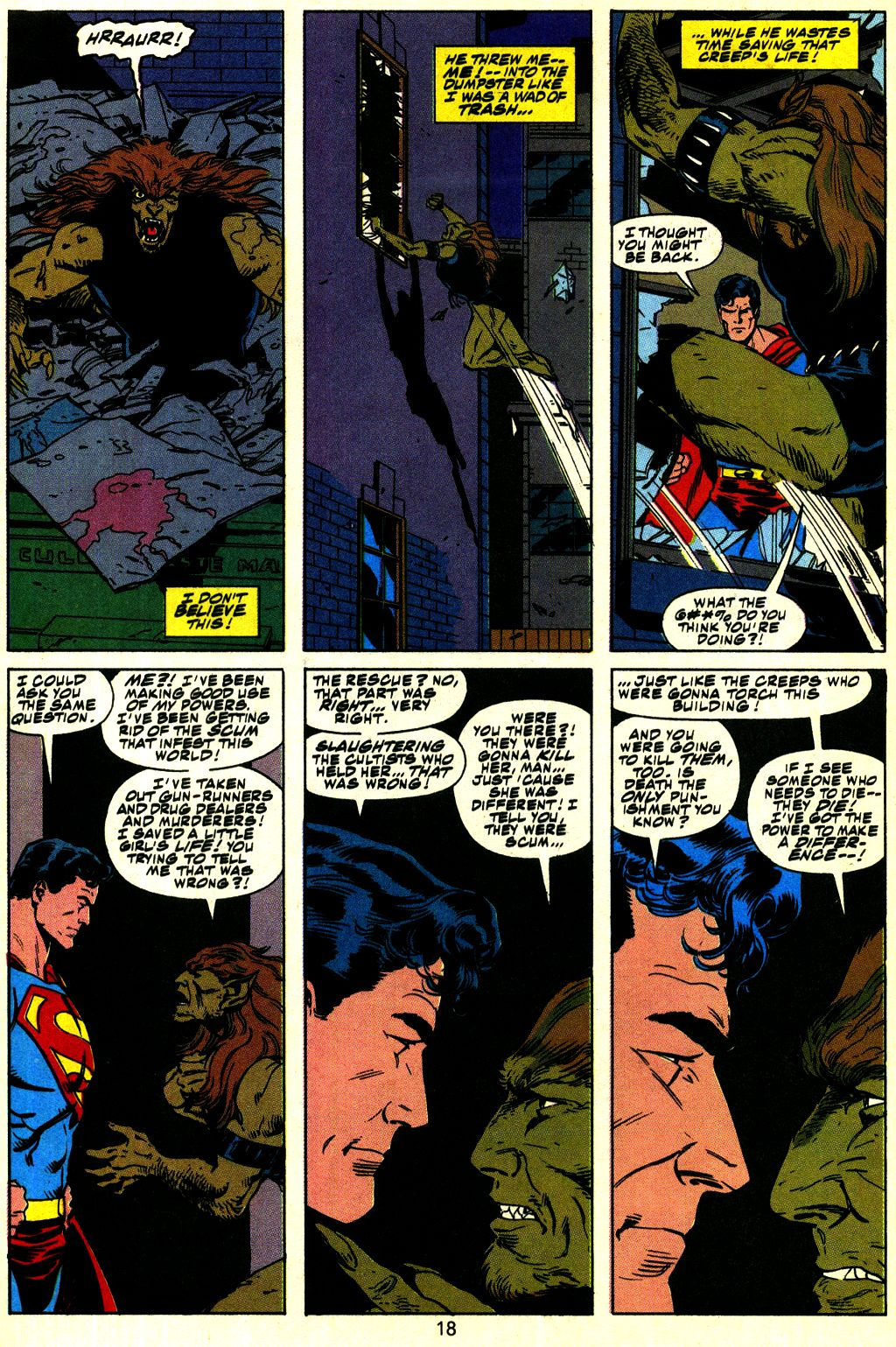 Action Comics (1938) 683 Page 18