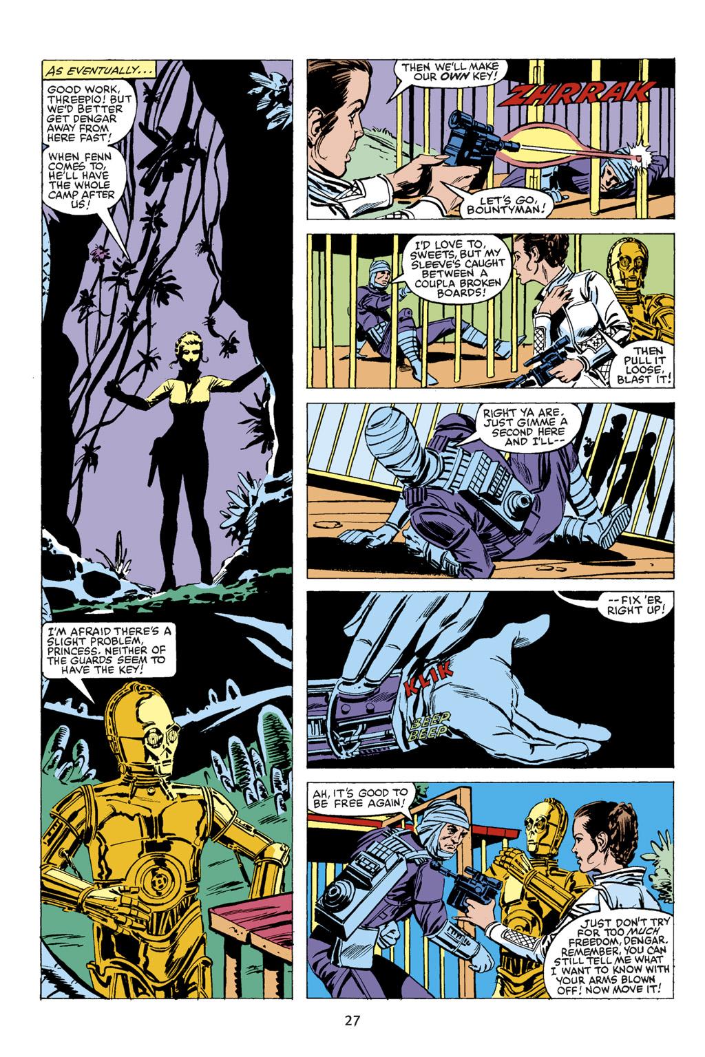 Read online Star Wars Omnibus comic -  Issue # Vol. 18 - 23