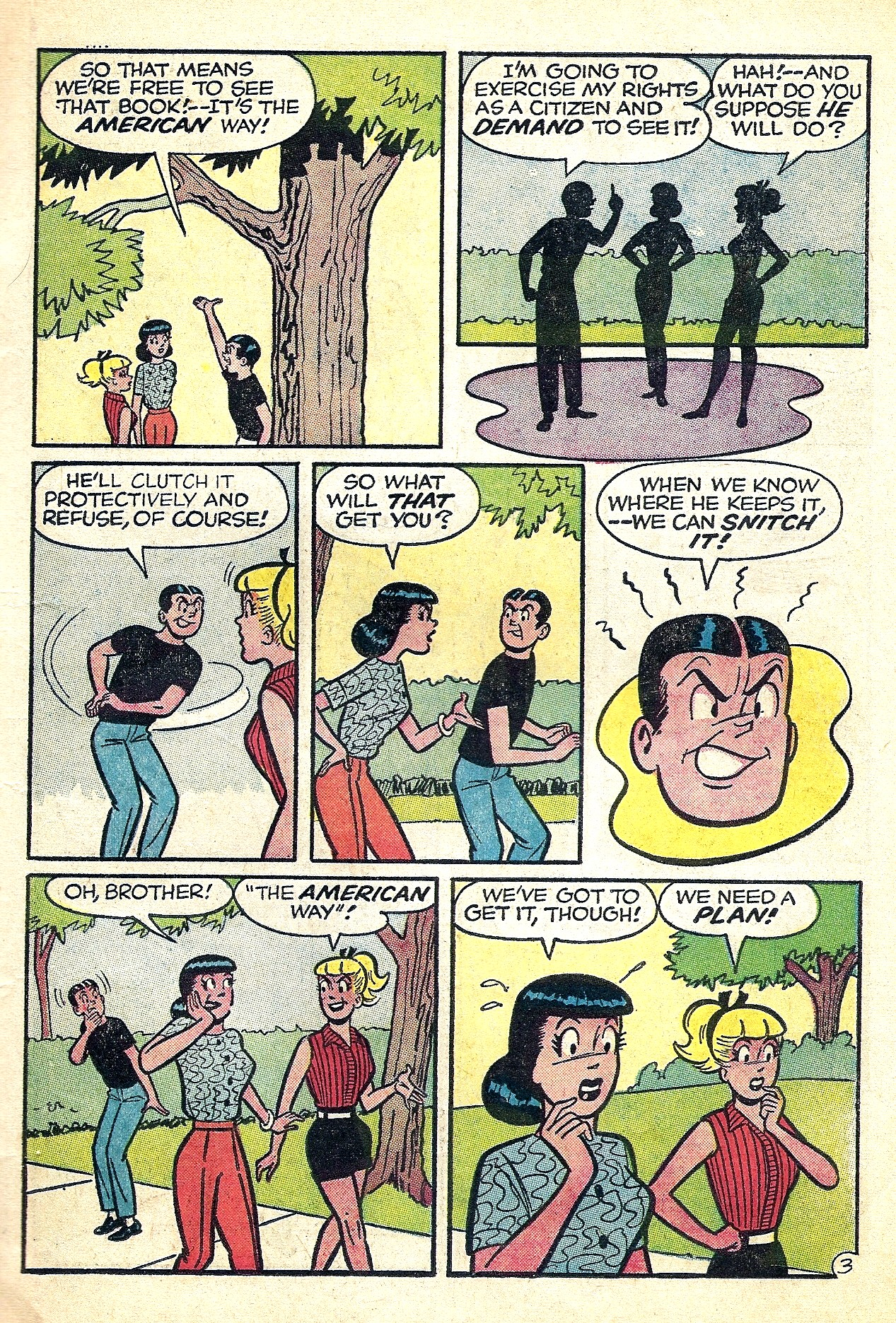 Read online Archie (1960) comic -  Issue #132 - 15