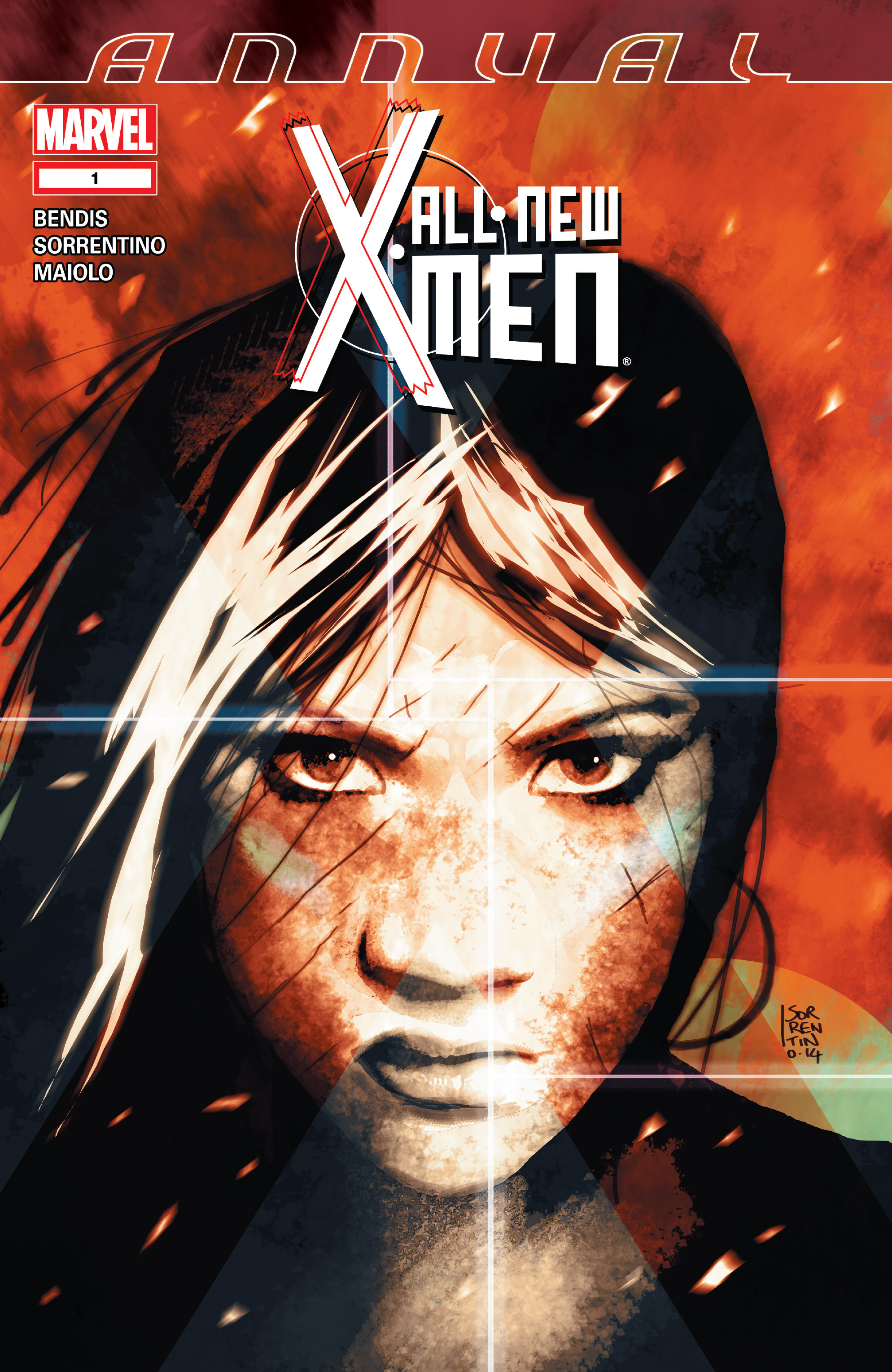 Read online All-New X-Men (2013) comic -  Issue # _Annual 1 - 1
