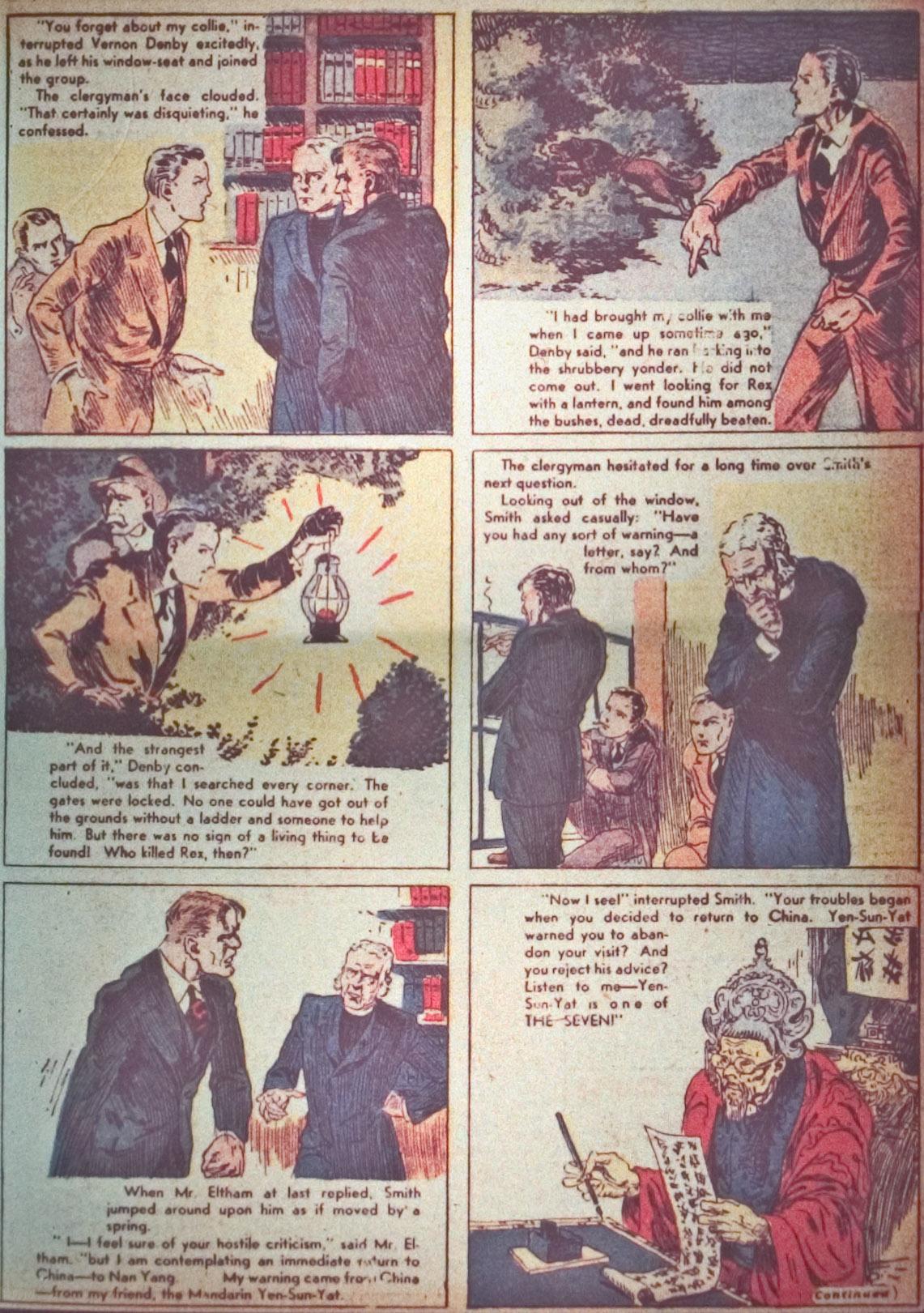 Read online Detective Comics (1937) comic -  Issue #26 - 45