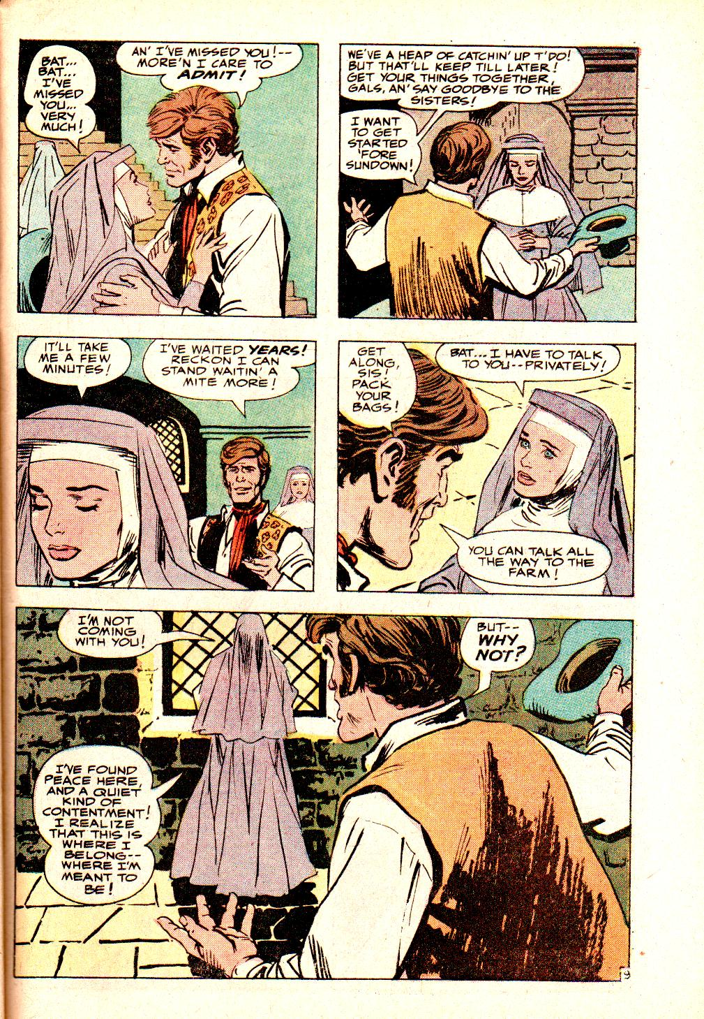 Read online All-Star Western (1970) comic -  Issue #10 - 45