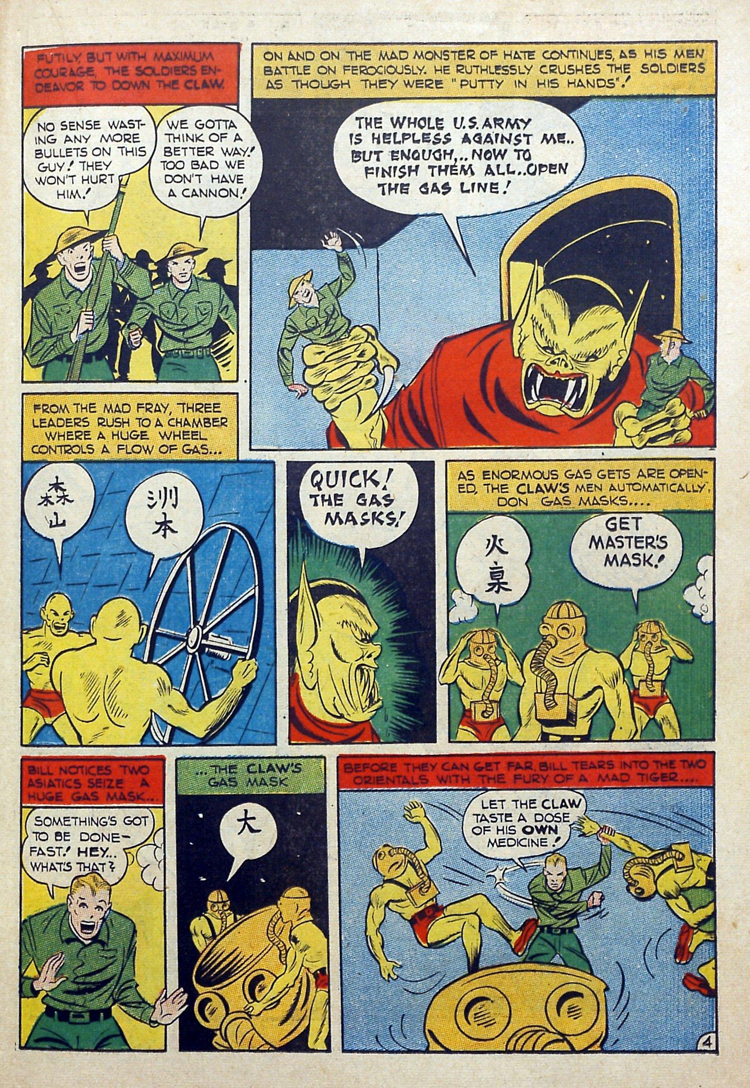 Daredevil (1941) issue 3 - Page 29