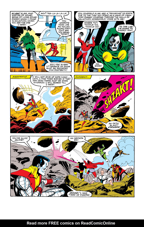 Read online Secret Wars (1985) comic -  Issue #9 - 16
