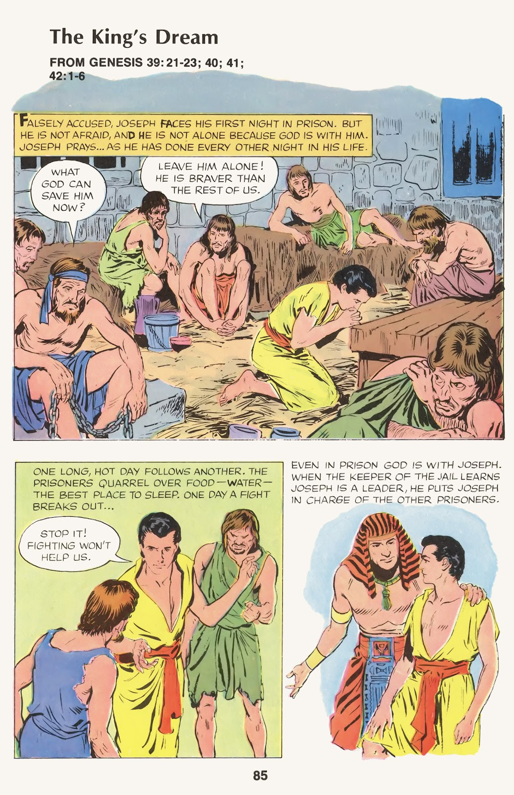 The Picture Bible issue TPB (Part 1) - Page 87