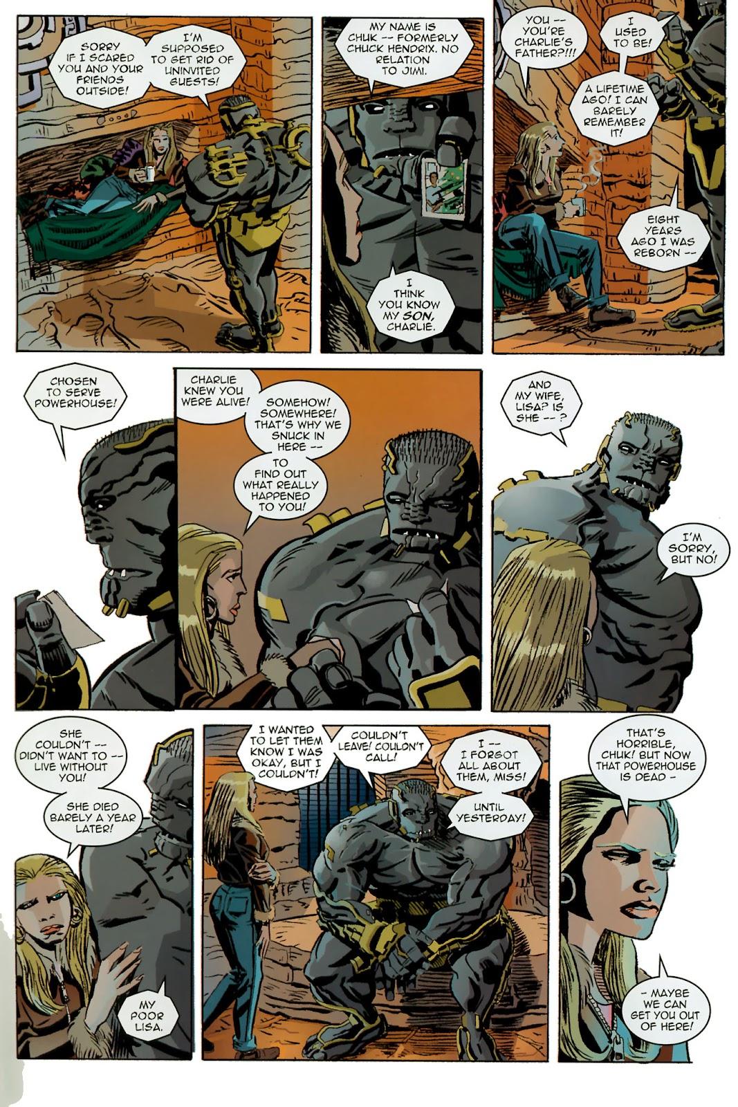 The Savage Dragon (1993) Issue #150 #153 - English 54
