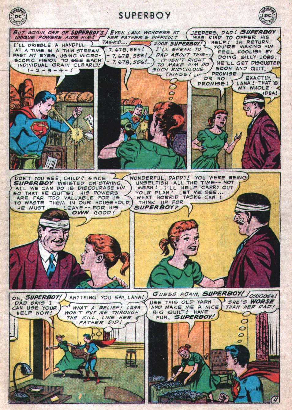 Superboy (1949) issue 46 - Page 13