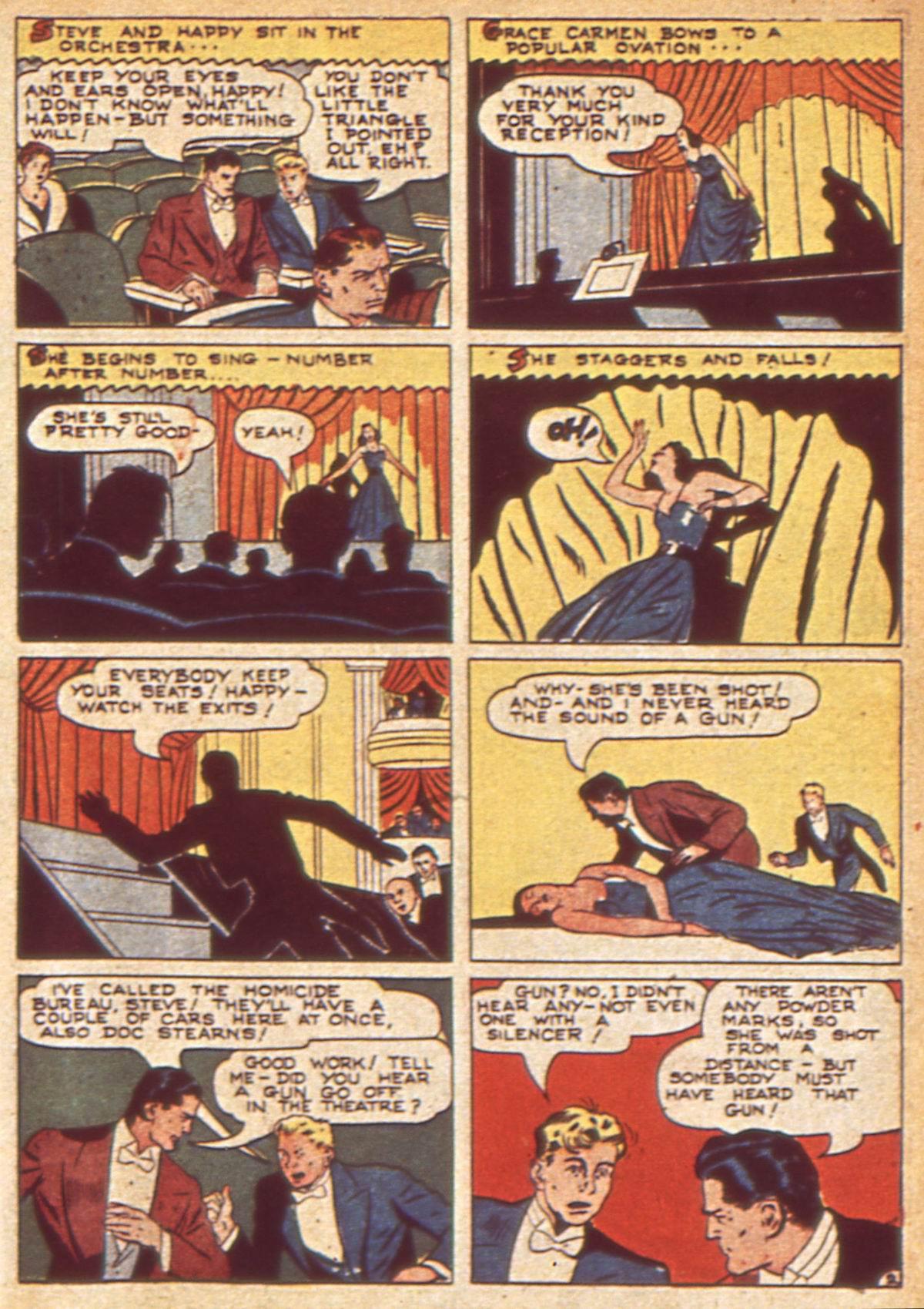 Read online Detective Comics (1937) comic -  Issue #49 - 53