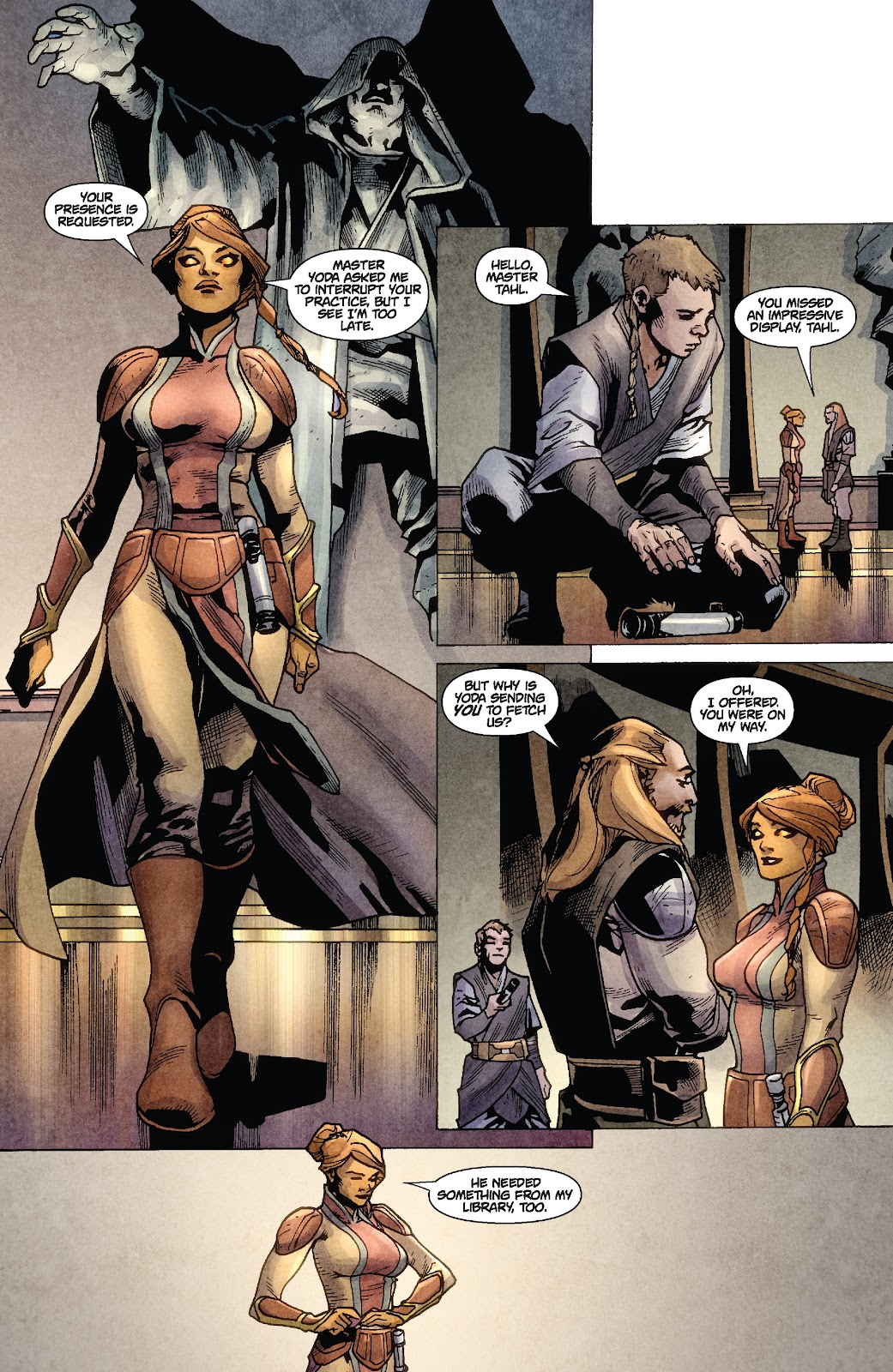 Read online Star Wars Legends: Rise of the Sith - Epic Collection comic -  Issue # TPB 1 (Part 1) - 88