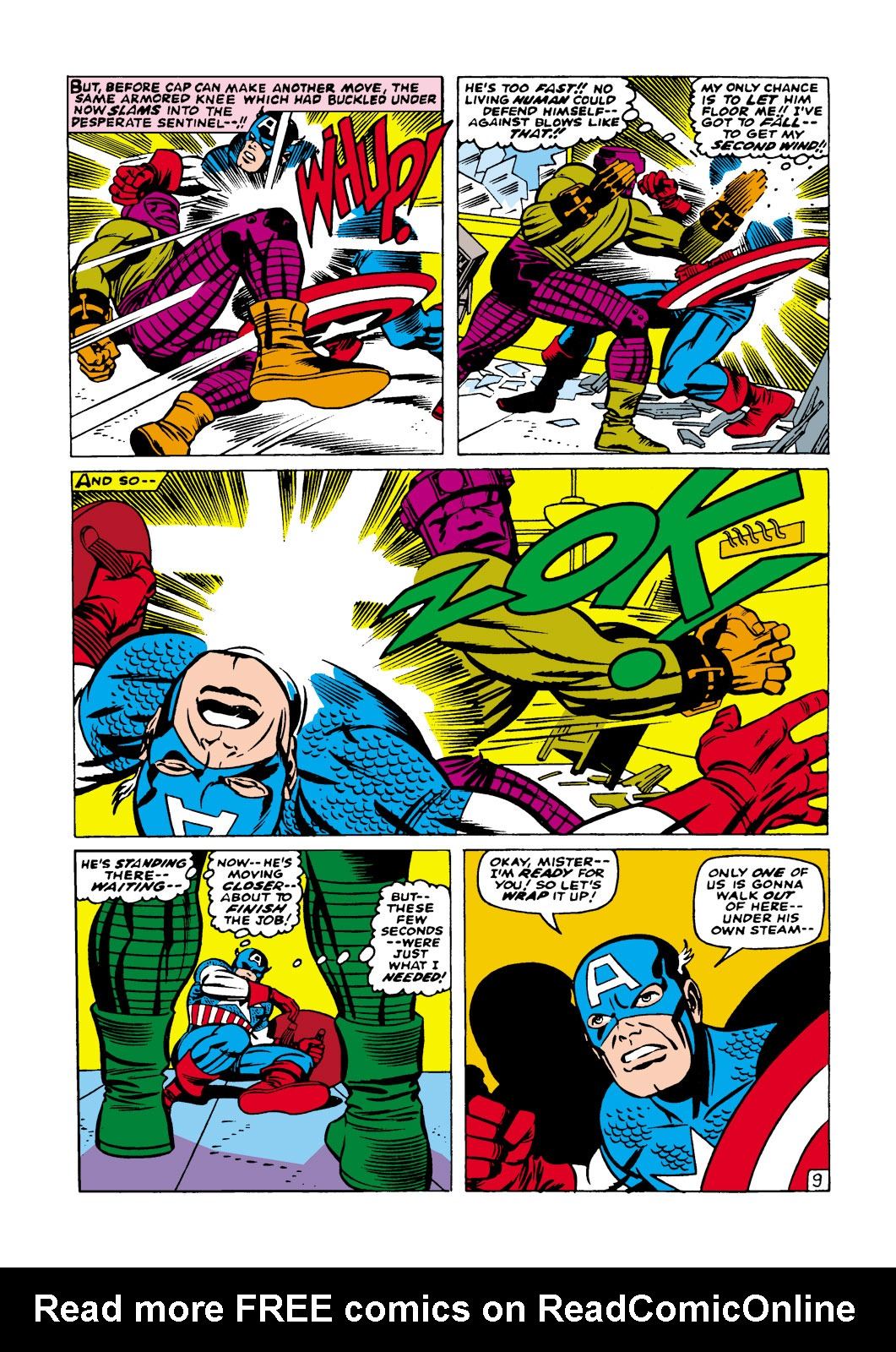 Tales of Suspense (1959) issue 92 - Page 22