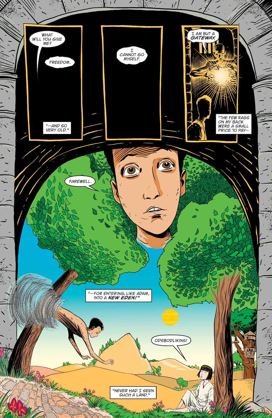 Read online The Children's Crusade comic -  Issue # _TPB (Part 1) - 88