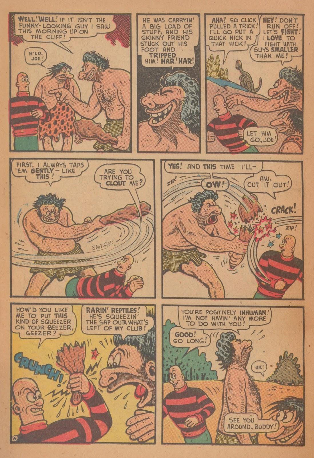 Read online Gay Comics comic -  Issue #29 - 38