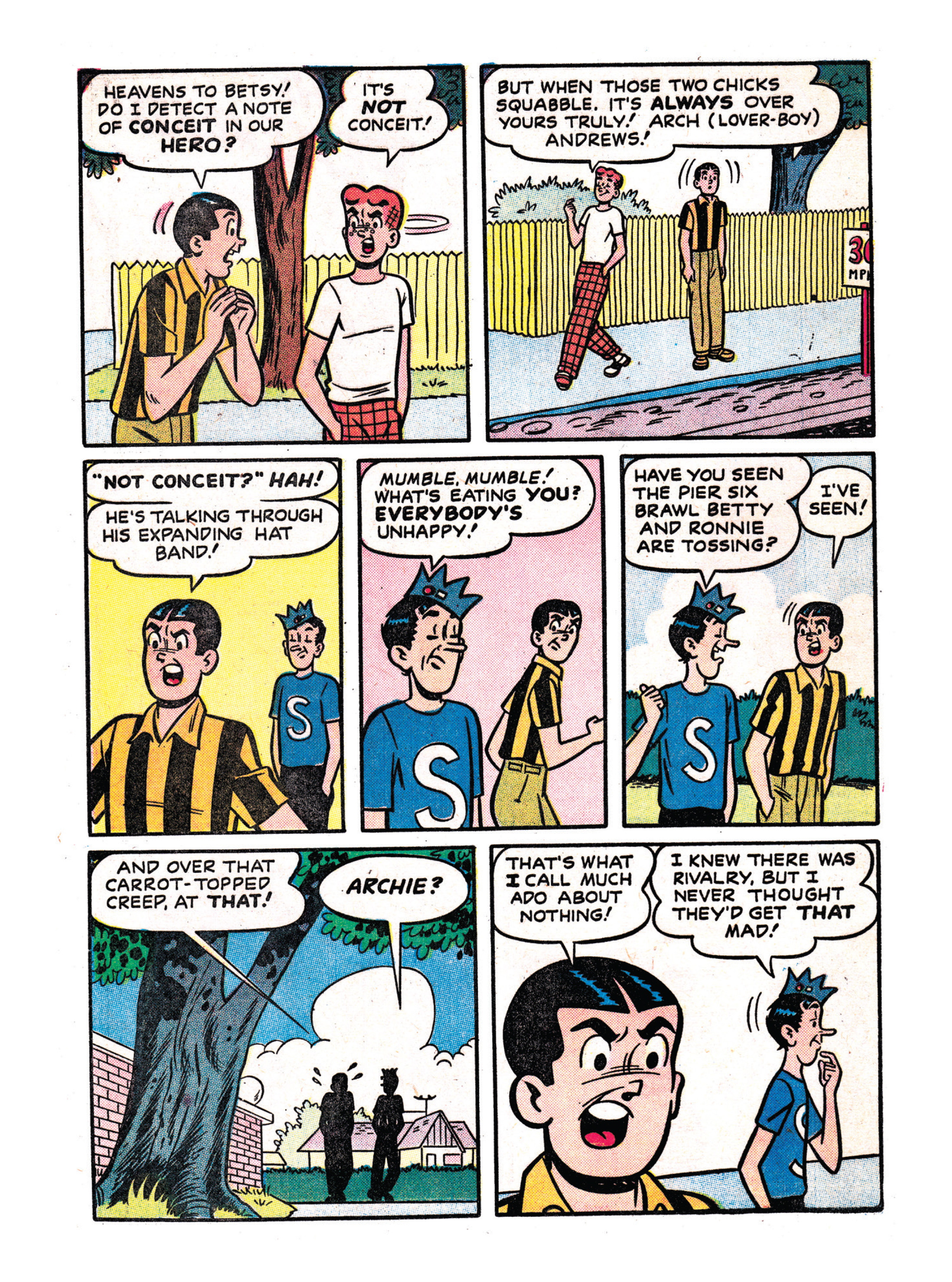 Read online Archie 75th Anniversary Digest comic -  Issue #4 - 11