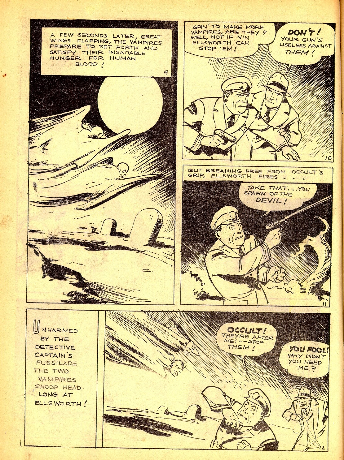 Double Action Comics issue 2 - Page 12