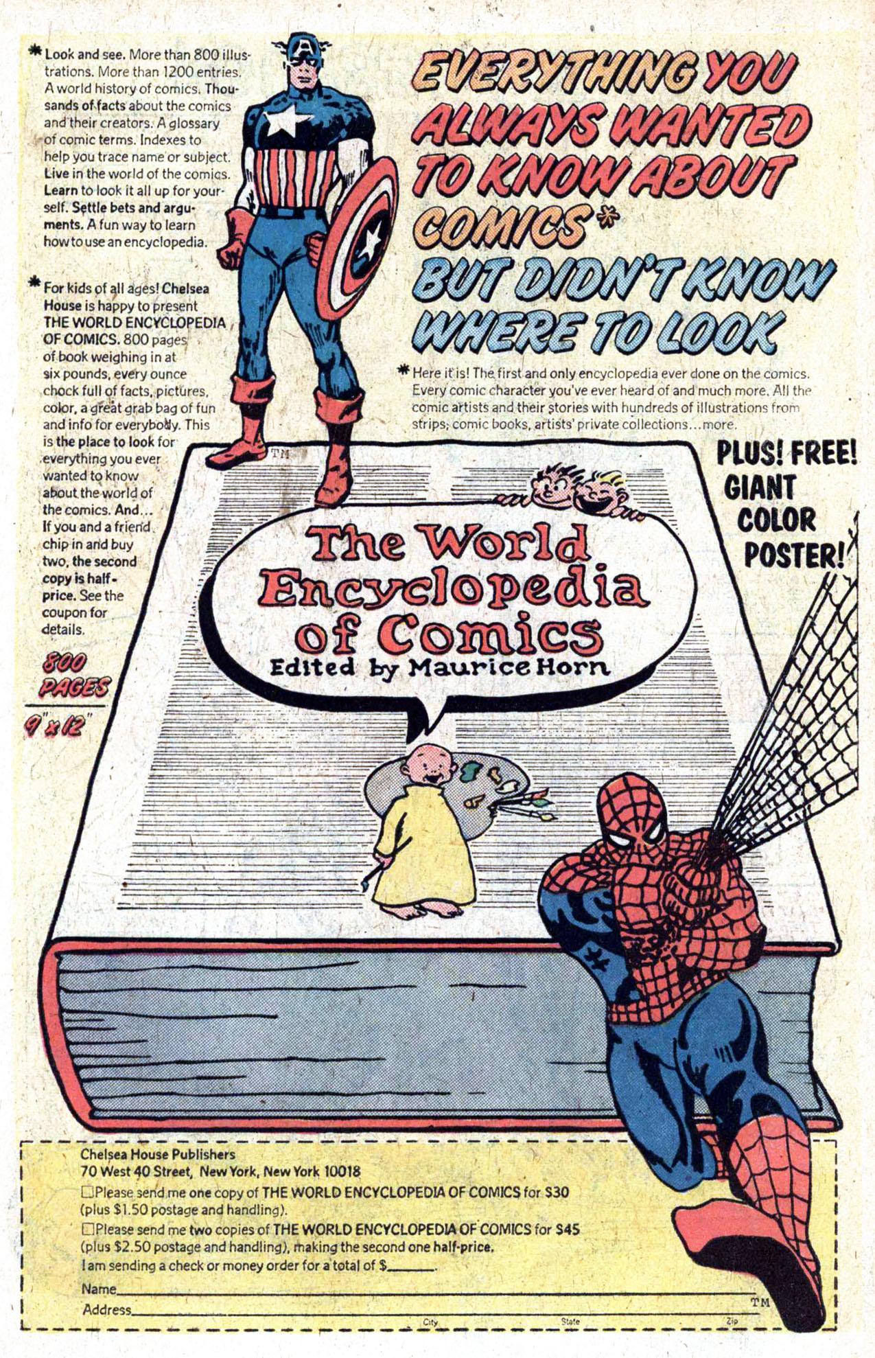 Read online Amazing Adventures (1970) comic -  Issue #39 - 33