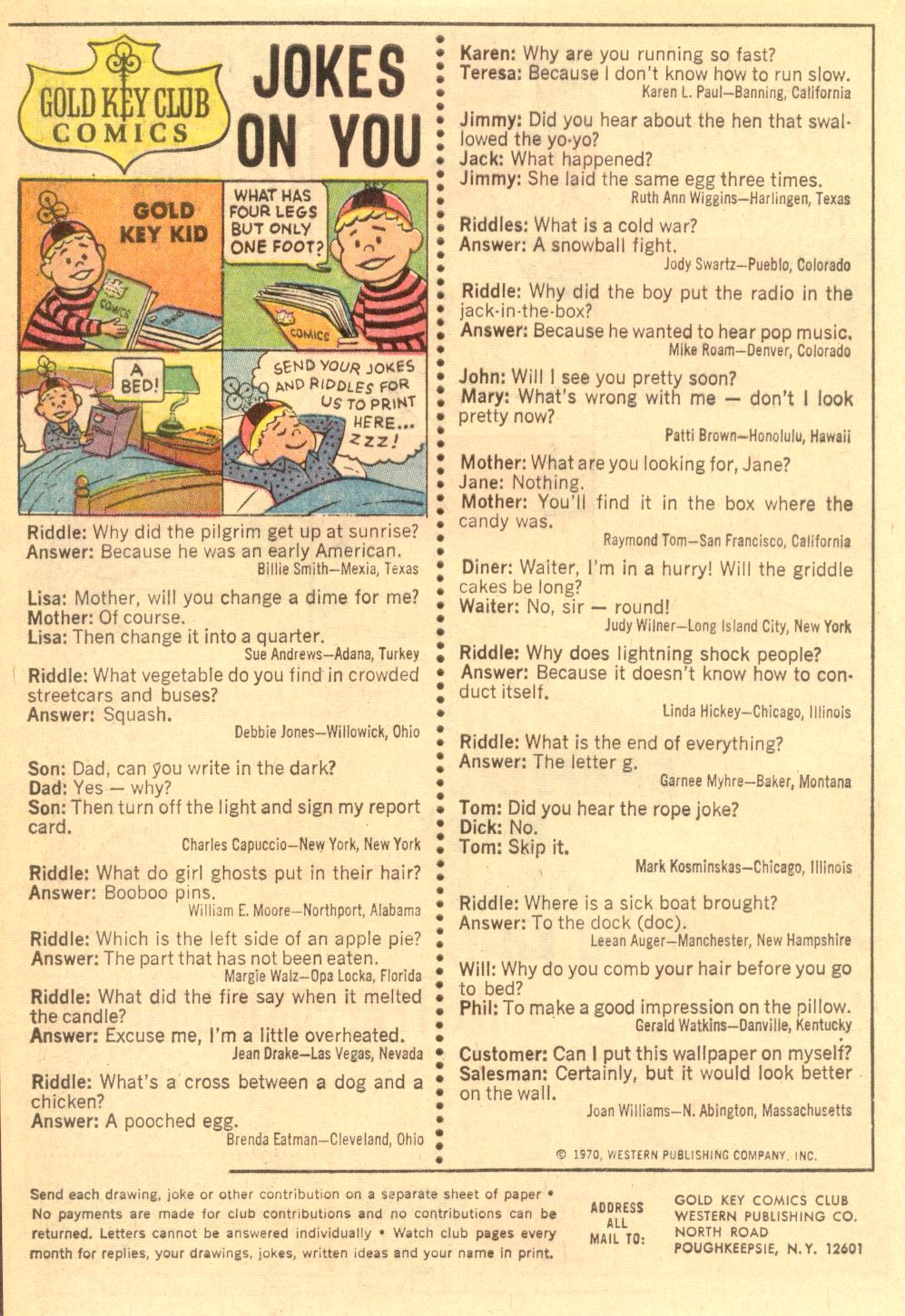 Walt Disney's Comics and Stories issue 355 - Page 20