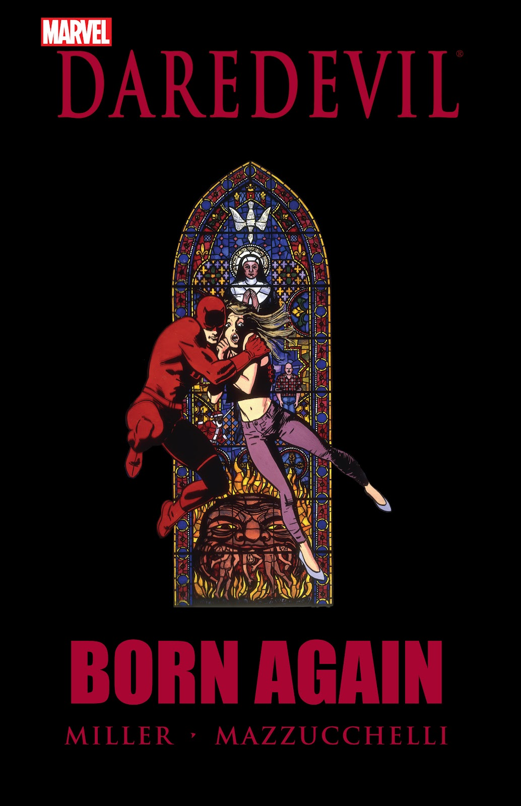 Darevil - Born Again issue 1 - Page 1