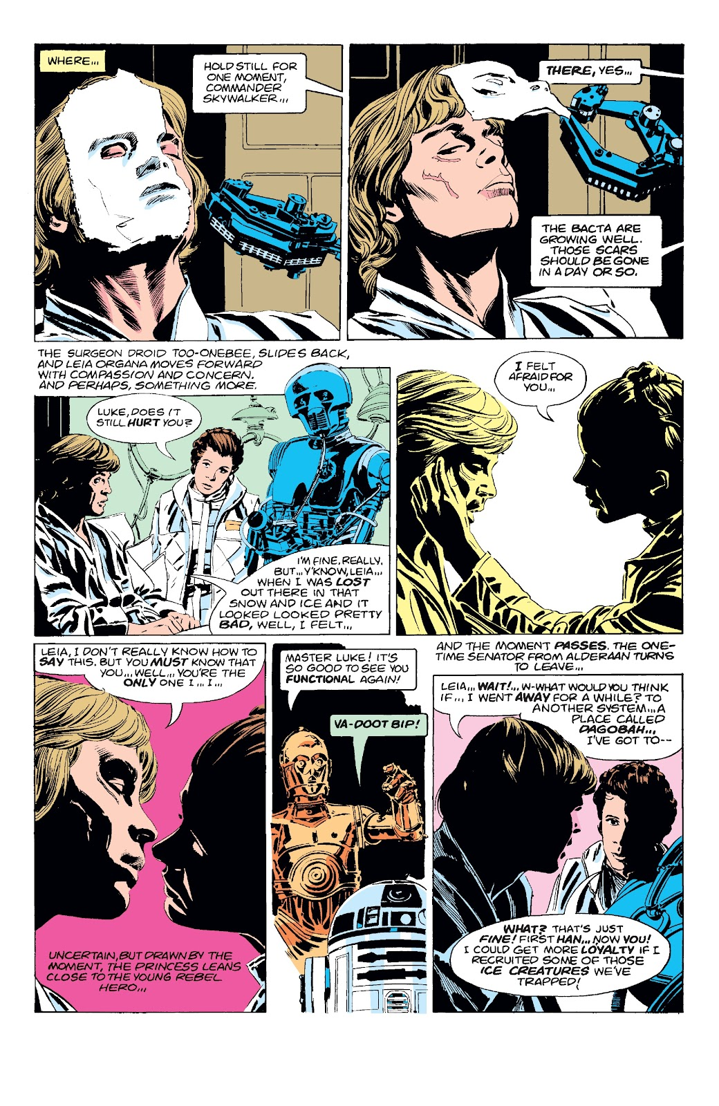 Read online Star Wars Legends: The Original Marvel Years - Epic Collection comic -  Issue # TPB 3 (Part 1) - 27