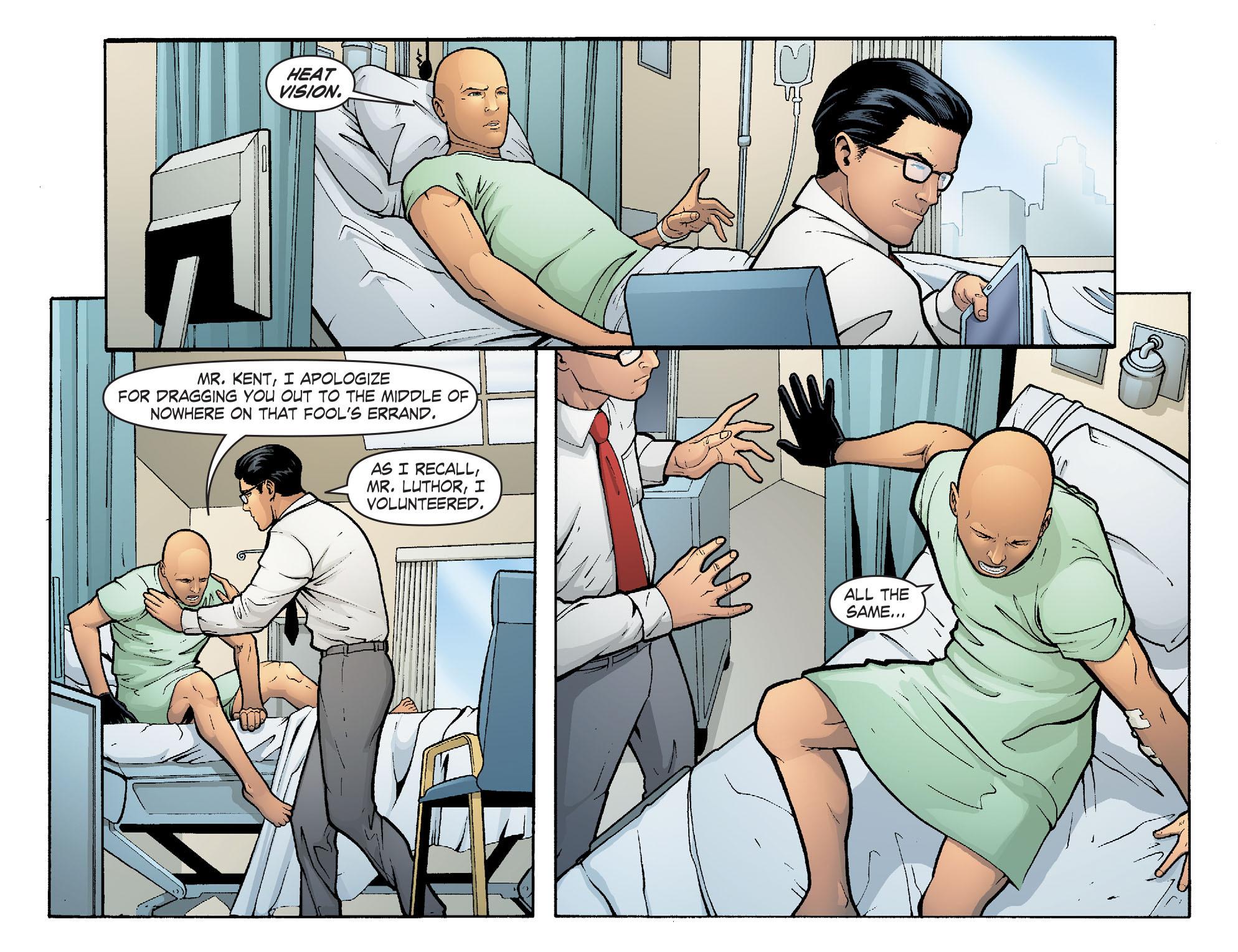 Read online Smallville: Alien comic -  Issue #12 - 5