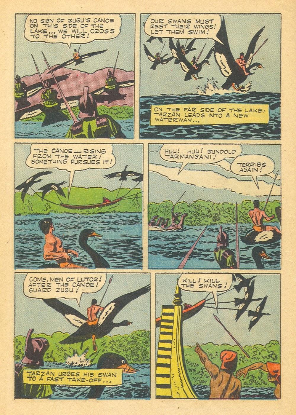 Tarzan (1948) issue 70 - Page 14