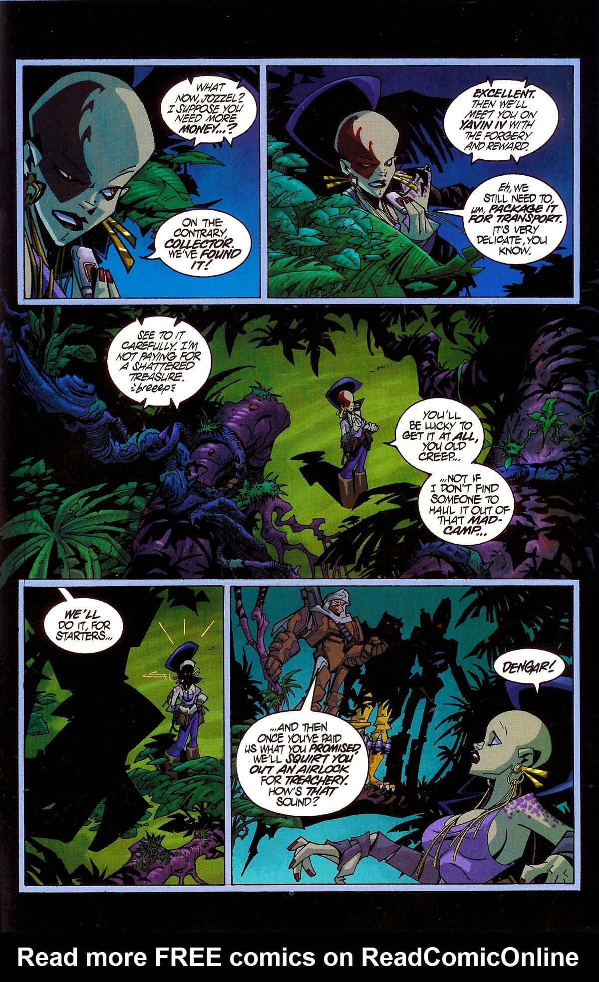 Read online Star Wars Omnibus comic -  Issue # Vol. 12 - 180