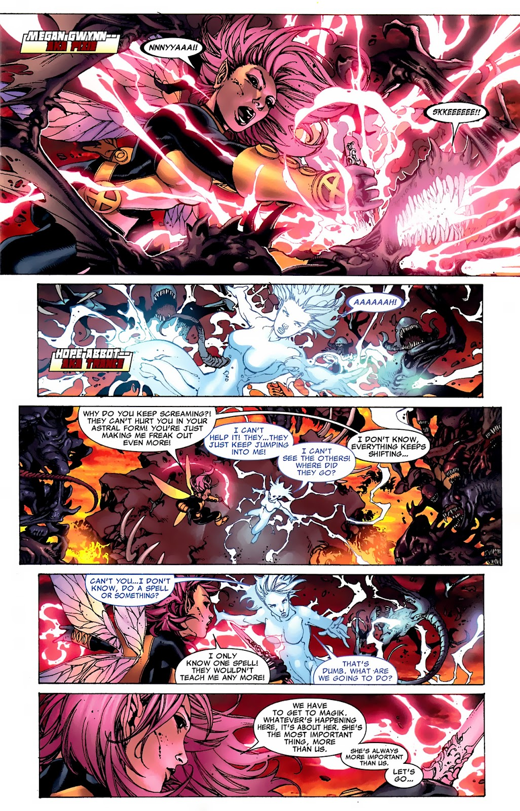 Read online X-Men: Second Coming Revelations comic -  Issue # TPB (Part 2) - 10