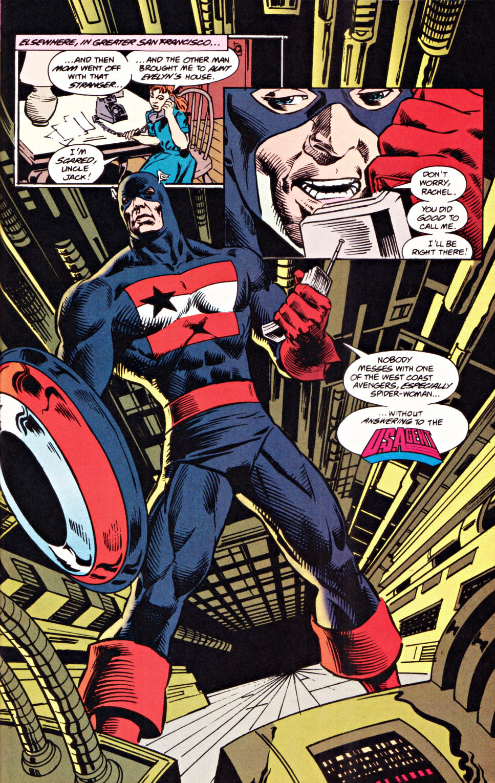 Read online Secret Defenders comic -  Issue #20 - 19