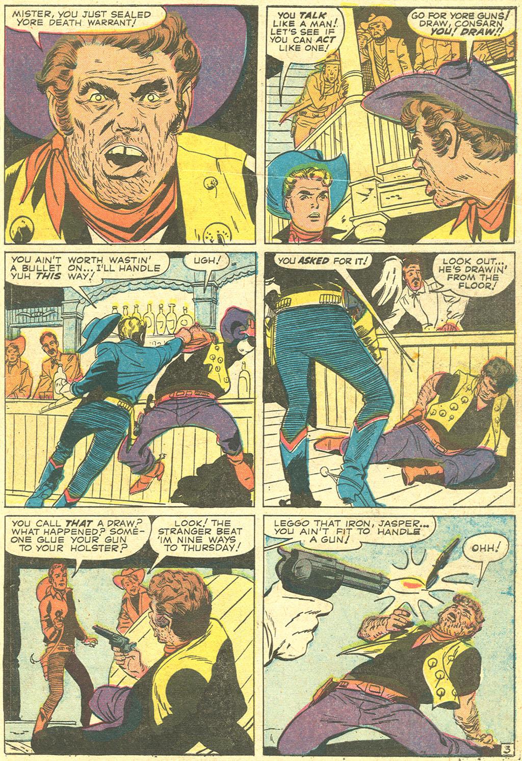 Read online Two-Gun Kid comic -  Issue #47 - 31
