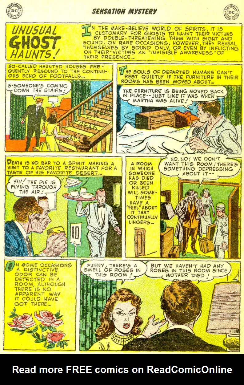 Read online Sensation (Mystery) Comics comic -  Issue #111 - 24