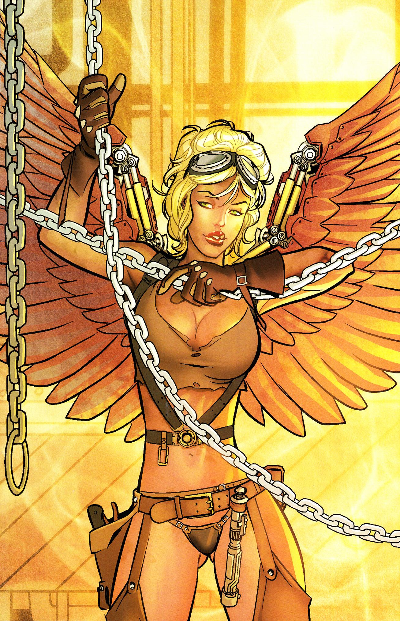 Read online Steampunk Fairy Tales comic -  Issue # Full - 36