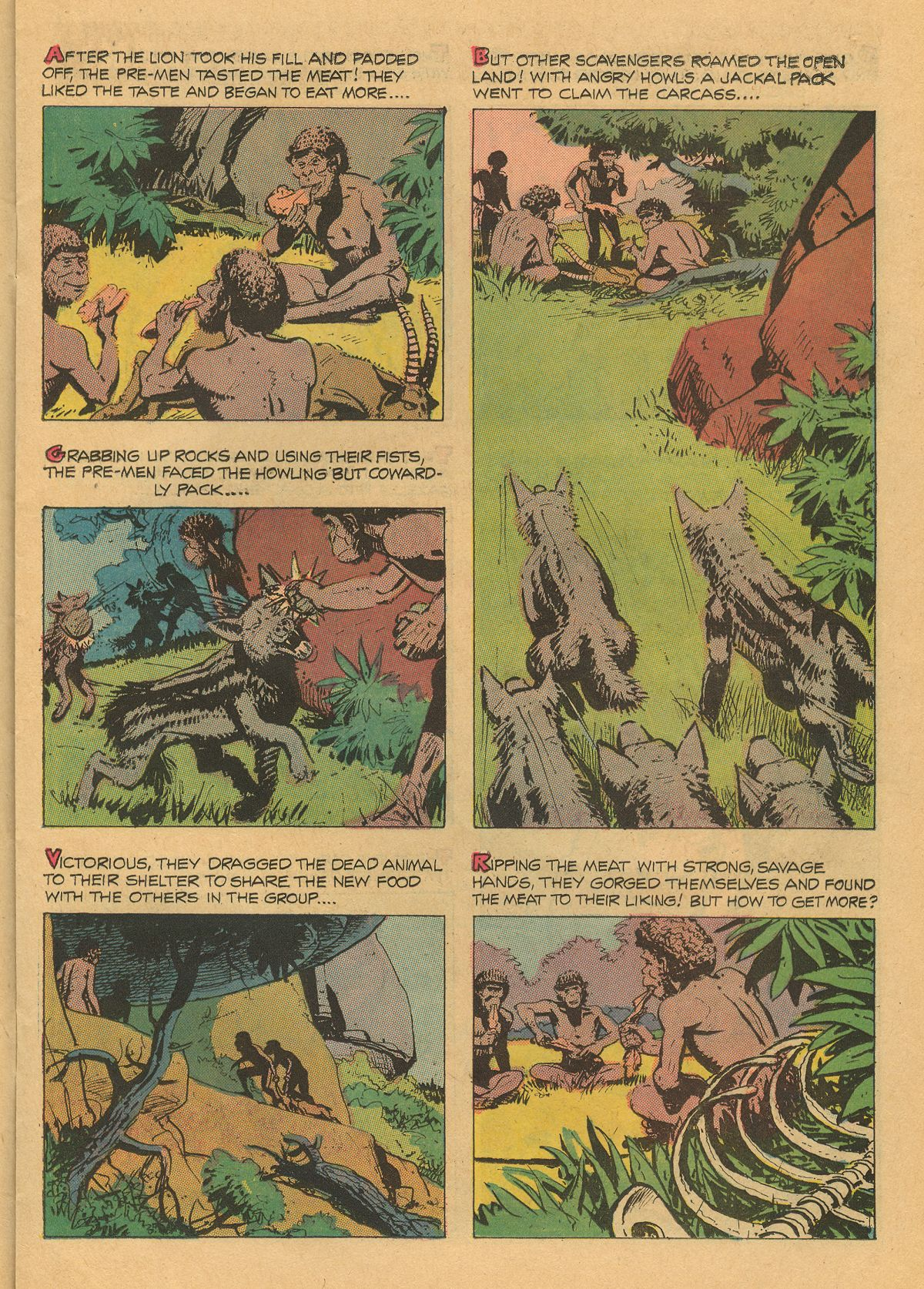 Read online Turok, Son of Stone comic -  Issue #75 - 15