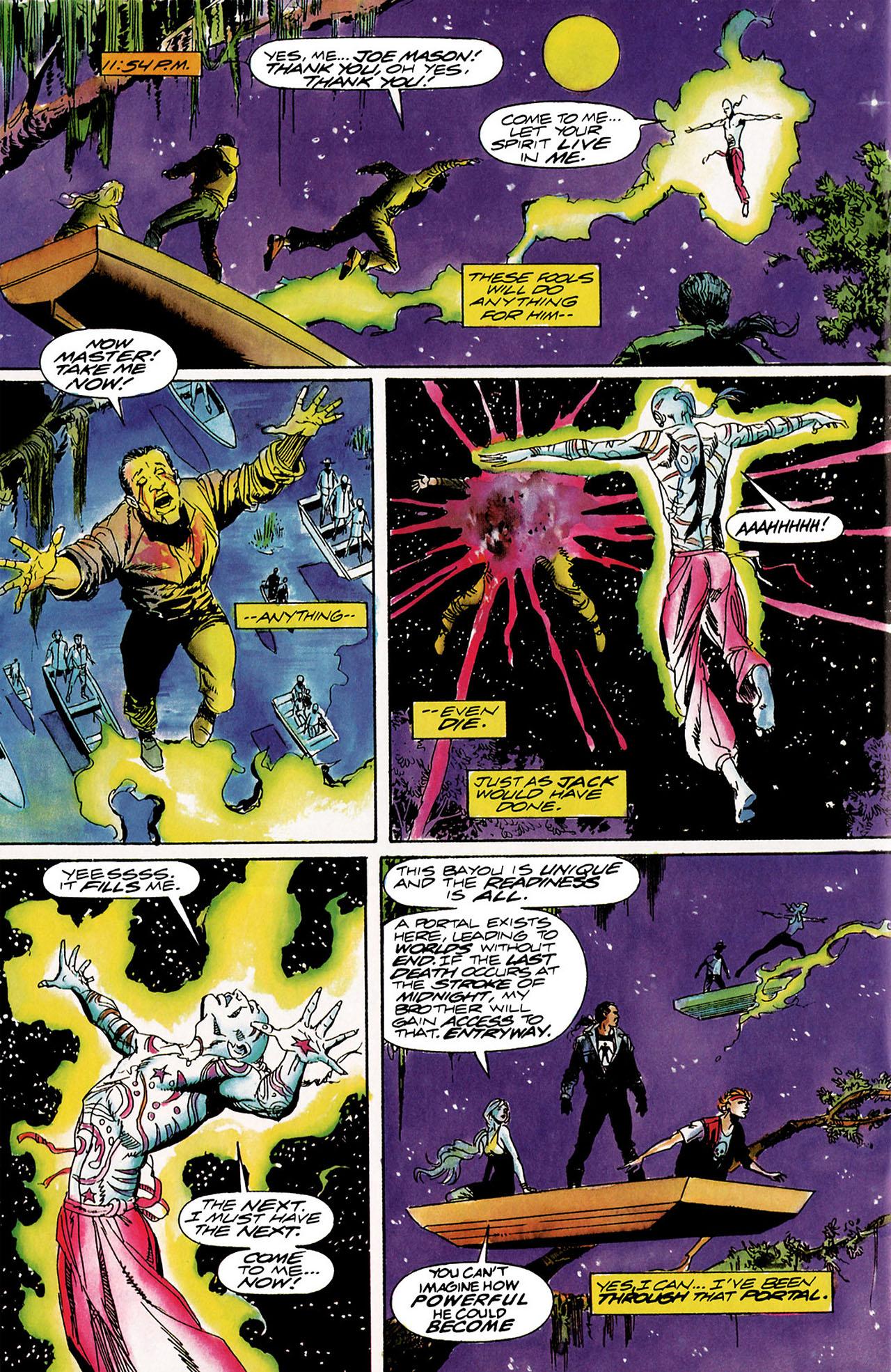Read online Shadowman (1992) comic -  Issue #12 - 17