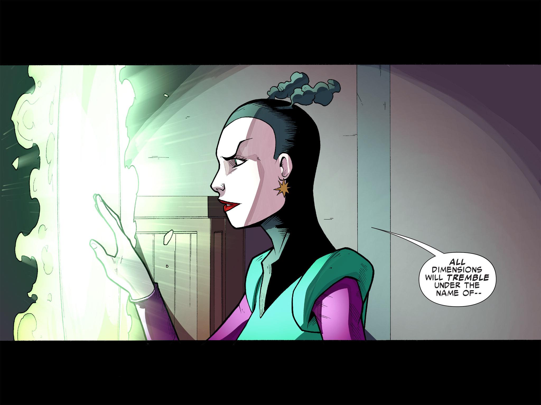 Read online Ultimate Spider-Man (Infinite Comics) (2016) comic -  Issue #9 - 38