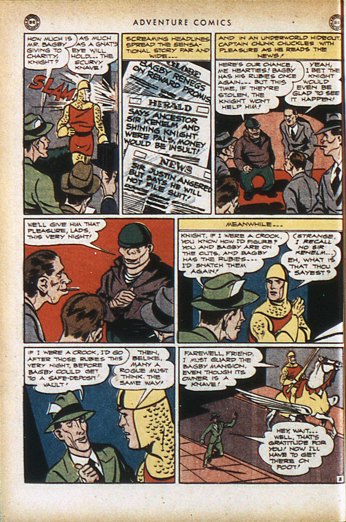 Read online Adventure Comics (1938) comic -  Issue #94 - 17