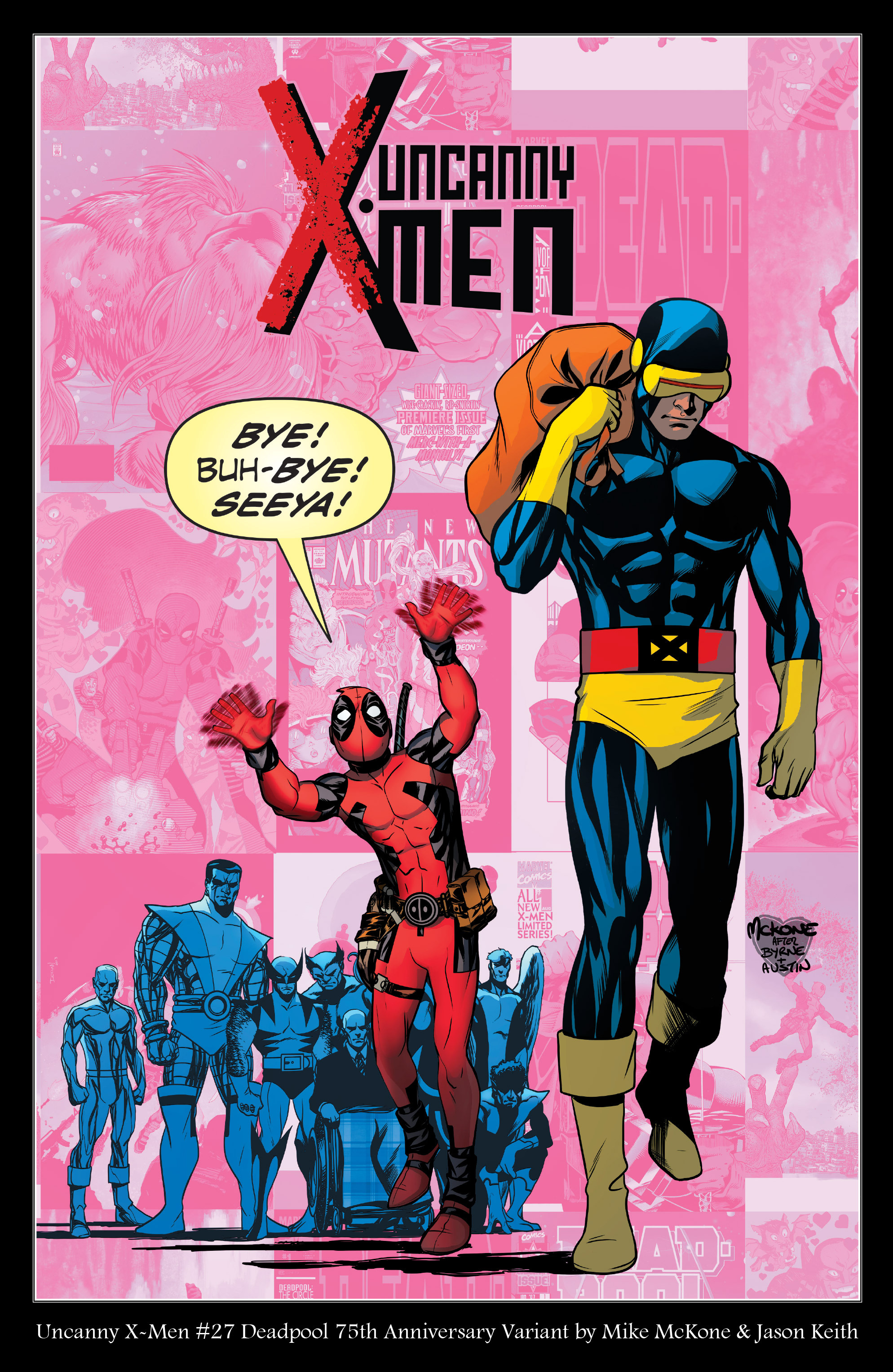 Read online True Believers: Deadpool Variants comic -  Issue # Full - 22