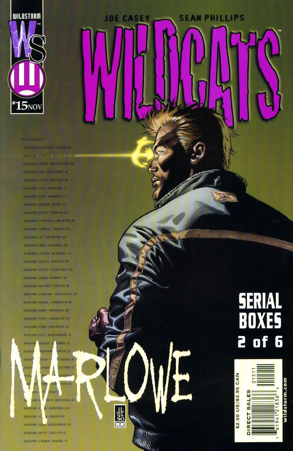 Wildcats (1999) Issue #15 #16 - English 1