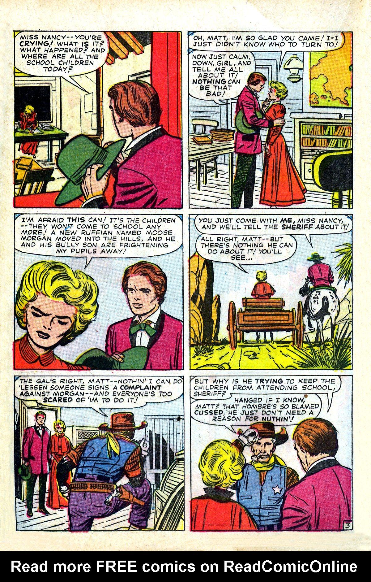 Read online Two-Gun Kid comic -  Issue #90 - 16