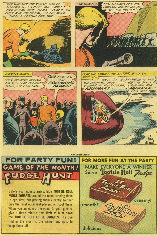Read online Aquaman (1962) comic -  Issue #12 - 31