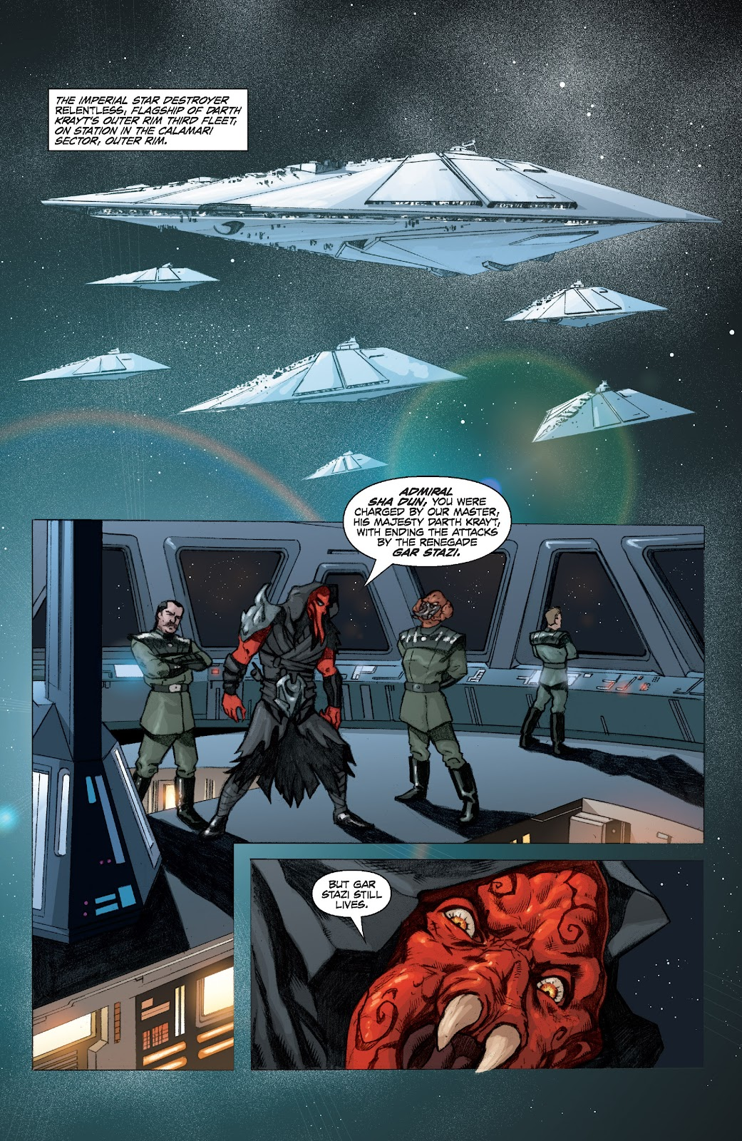 Read online Star Wars Legends: Legacy - Epic Collection comic -  Issue # TPB 2 (Part 1) - 8