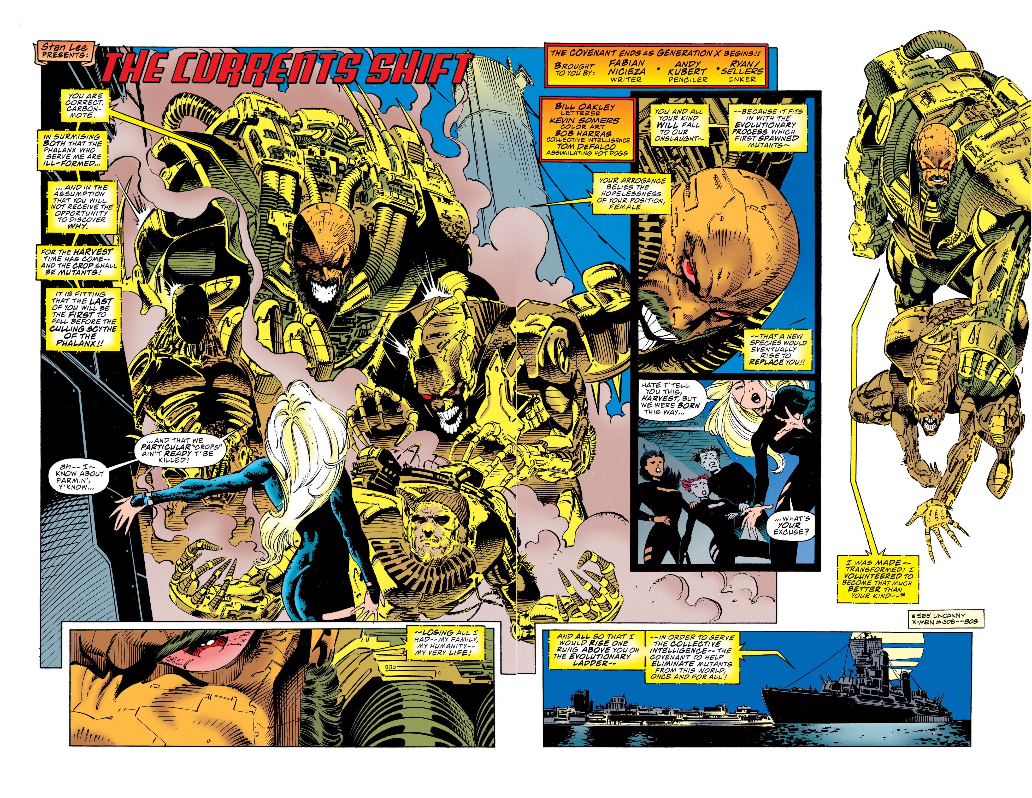 X-Men (1991) 37 Page 5