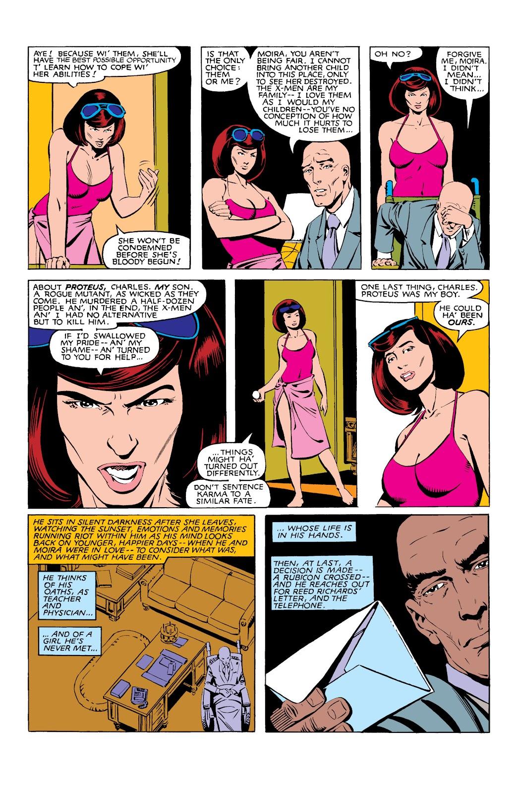 Uncanny X-Men (1963) issue 165 - Page 8