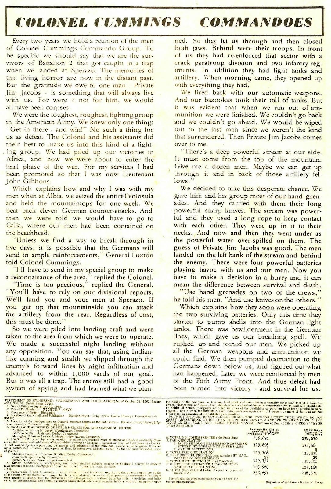 Read online Fightin' Navy comic -  Issue #125 - 13