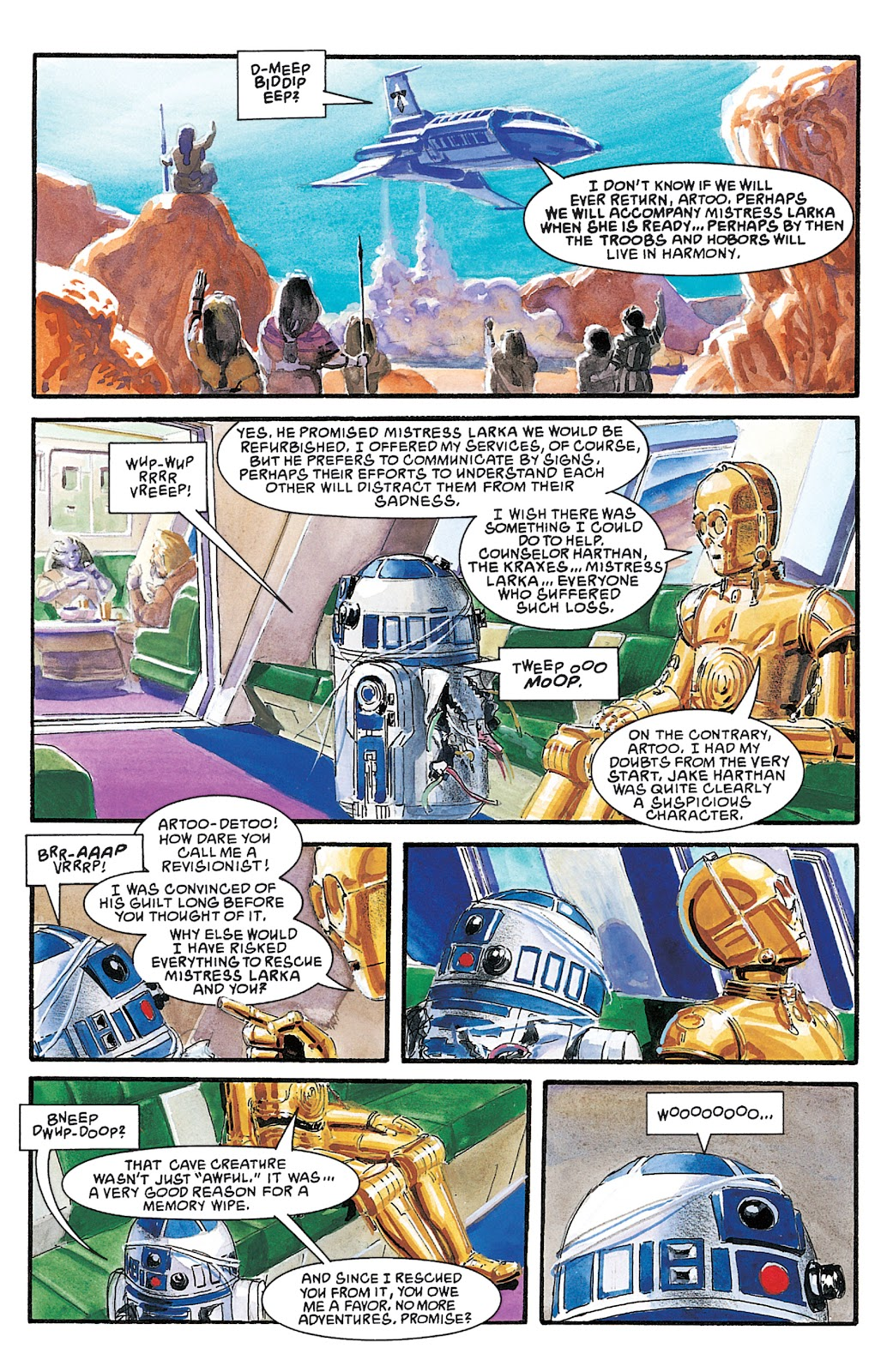 Read online Star Wars Legends Epic Collection: The Empire comic -  Issue # TPB 5 (Part 5) - 32