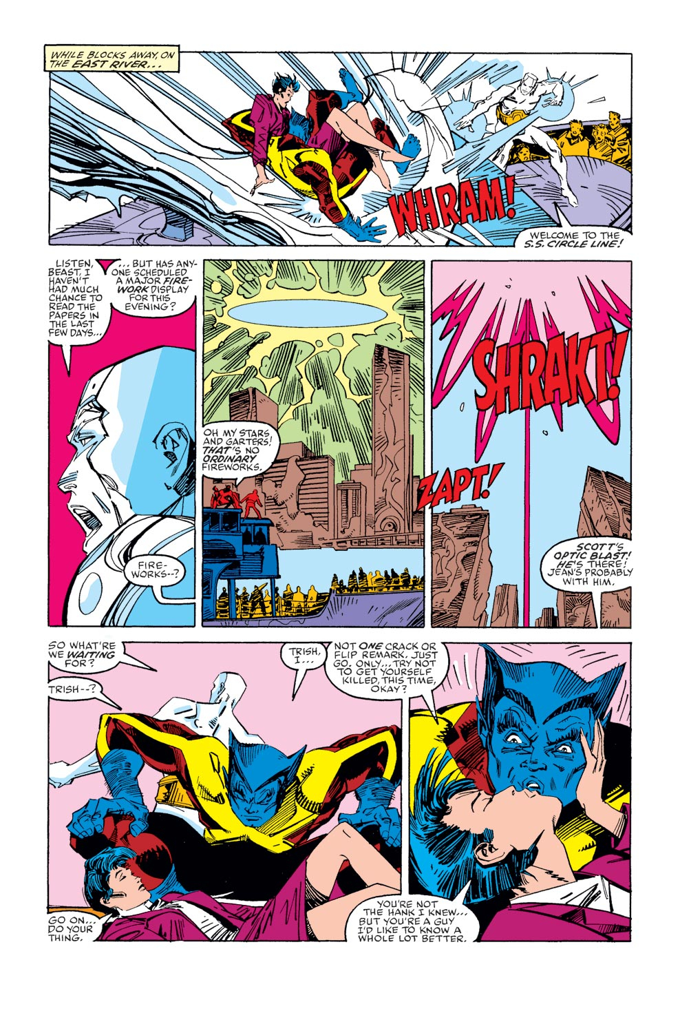 Read online X-Factor (1986) comic -  Issue #36 - 20