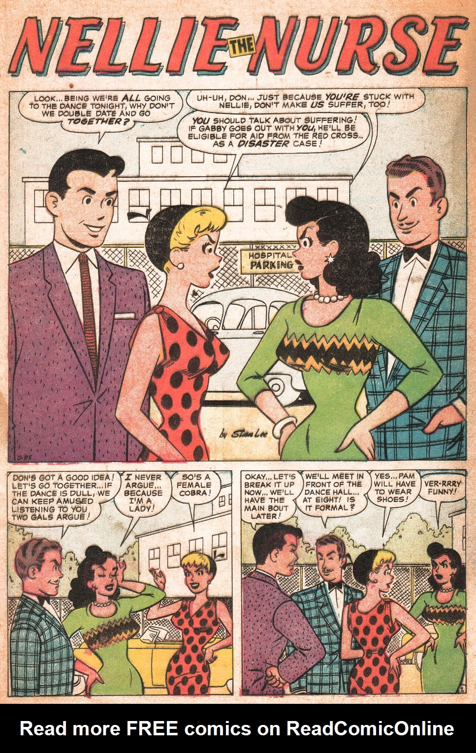 Read online Nellie The Nurse (1957) comic -  Issue # Full - 13