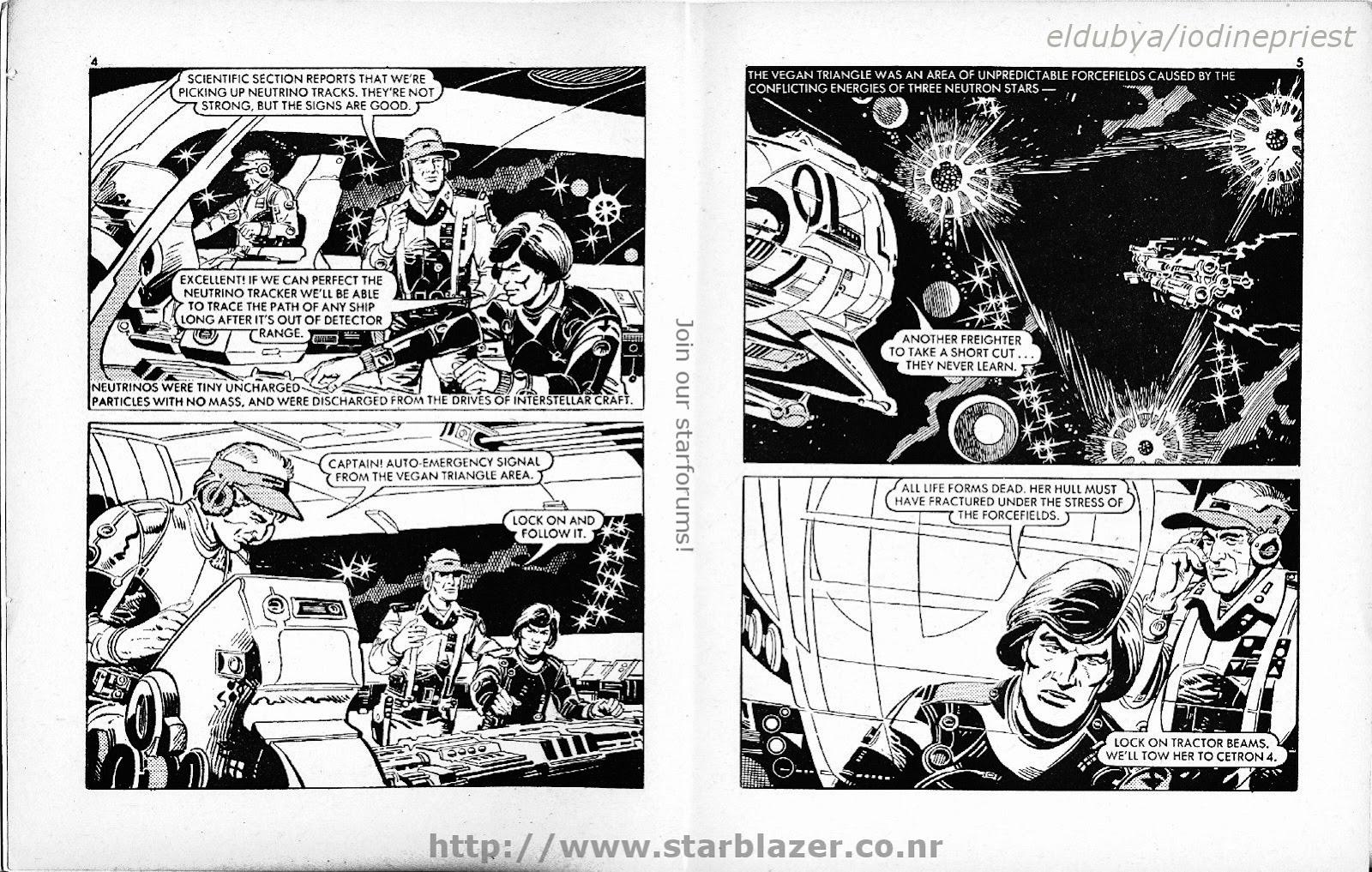 Starblazer issue 97 - Page 4