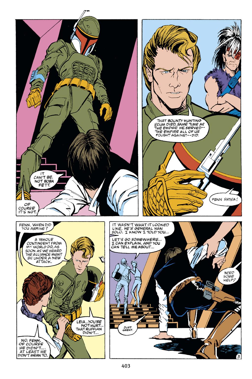 Read online Star Wars Omnibus comic -  Issue # Vol. 21.5 - 130