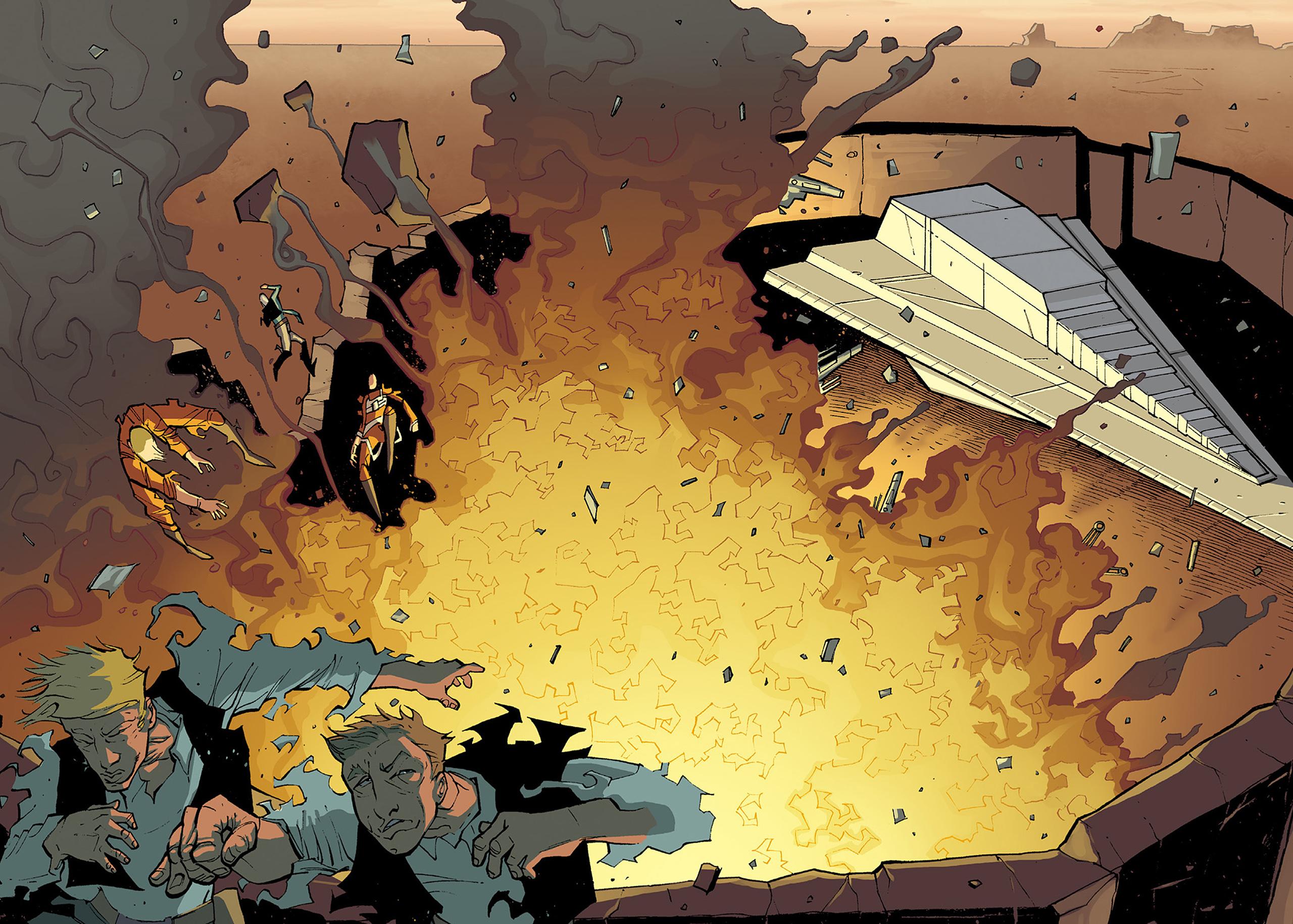 Read online Star Wars Omnibus comic -  Issue # Vol. 33 - 307